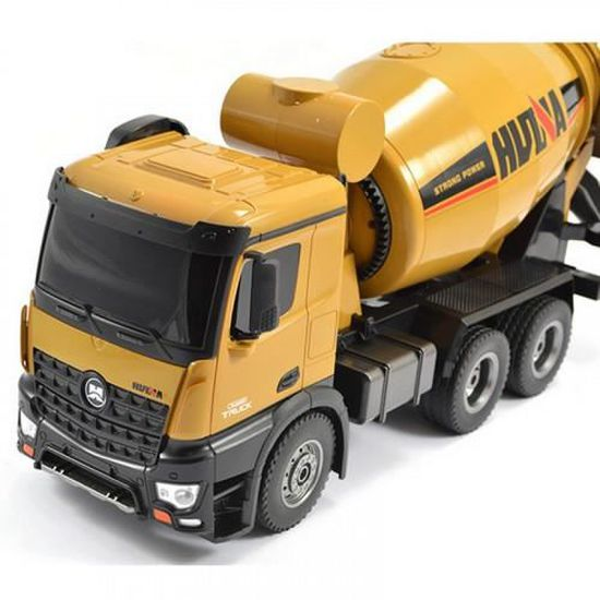 HUINA 1570 16CH RC Timber Grab 1//14 2.4GHz Engineering Voiture de camion sur chenilles