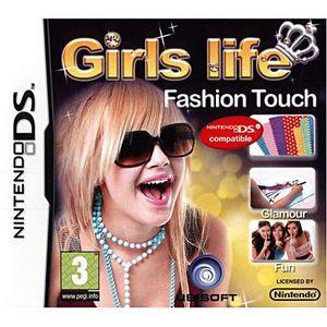 JEU DS - DSI GIRLS LIFE : Fashion Touch / JEU POUR CONSOLE NINT