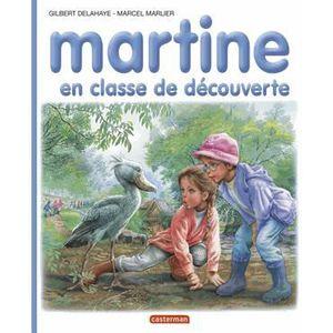 Livre Martine Casterman