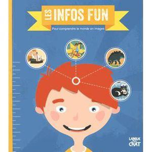 Livre 6-9 ANS Les infos fun