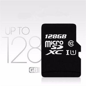 CARTE MÉMOIRE Carte SD Micro SD 128Go 128Go SDHC Class 10 UHS-I