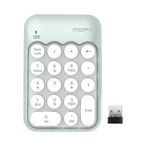 CLAVIER D'ORDINATEUR Clavier numérique USB, clavier muet sans fil 2,4 G