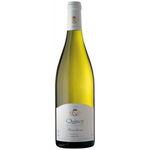 VIN BLANC 6x Sylvain Bailly - Beaucharme - Quincy  - 2018 -