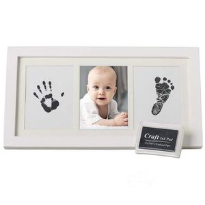 CADRE PHOTO Precious Handprint Frame Kit And Baby Feet - Mémoi