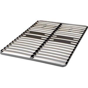 SOMMIER AltoZone - Sommier 2x16 Lattes 140x190cm