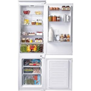 RÉFRIGÉRATEUR CLASSIQUE CANDY CKBBS100 - Réfrigérateur combiné encastrable