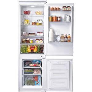 RÉFRIGÉRATEUR CLASSIQUE CANDY CKBBS100 - Réfrigérateur congelateur  combin