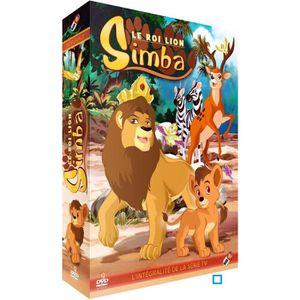 DVD DESSIN ANIMÉ Le Roi Lion Simba - Intégrale de la série TV (Coff