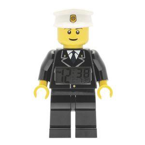 RÉVEIL ENFANT Réveil Lego City Policeman