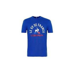 MAILLOT DE RUGBY Tee-shirt rugby XV de France, fanwear 2019/2020 en