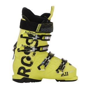 CHAUSSURES DE SKI Chaussure de ski junior Rossignol All track jaune