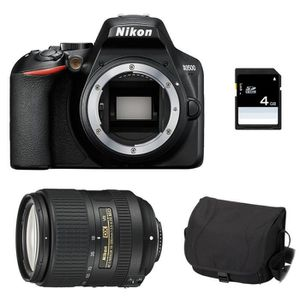 APPAREIL PHOTO RÉFLEX NIKON D3500 + AF-S DX VR 18-300mm f/3.5-6.3 ED VR