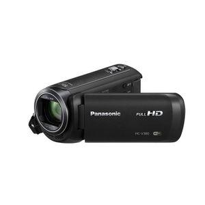 CAMÉSCOPE NUMÉRIQUE Panasonic HC-V380 Camescopes Classique 1080 pixels