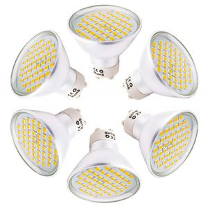 AMPOULE - LED Lot de 6 ampoules LED GU10 de rechange pour 40 W,