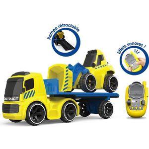 VOITURE - CAMION SILVERLIT Tooko Camion Remorque Radiocommandé et s