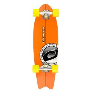 SKATEBOARD - LONGBOARD OSPREY Mini Cruiser Stripey