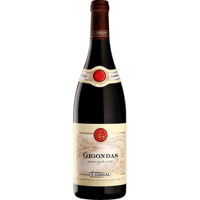 E. Guigal - Gigondas - Rouge 2016 - 75cl