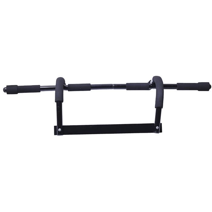 Barre de Traction Murale Dips Fitness Sport Musculation Pull Up 120kg -ink