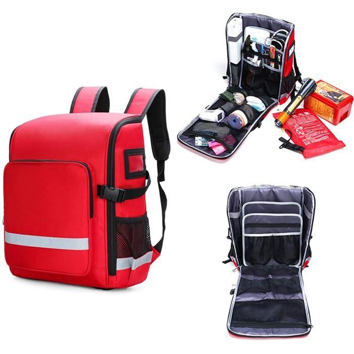 TROUSSE DE SECOURS Trousse de Secours Portable Kit, Tactique Trauma Kit Trousse de Survie, for la Maison, Bureau, Camping, Milie202