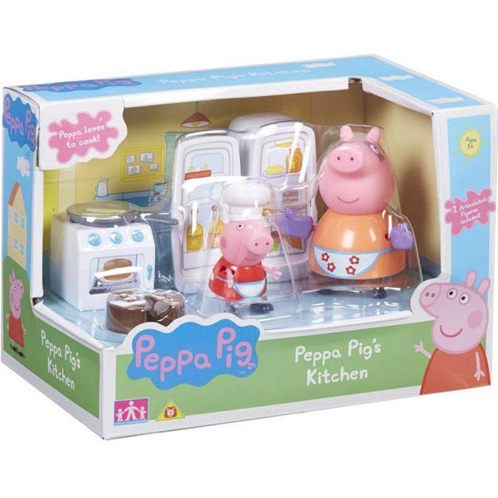 Peppa Pig 5 Piece Cuisine Playset