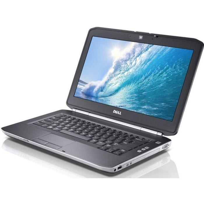 Dell Latitude E5420 - Core i5 2,5GHz - 8Go - Win 7