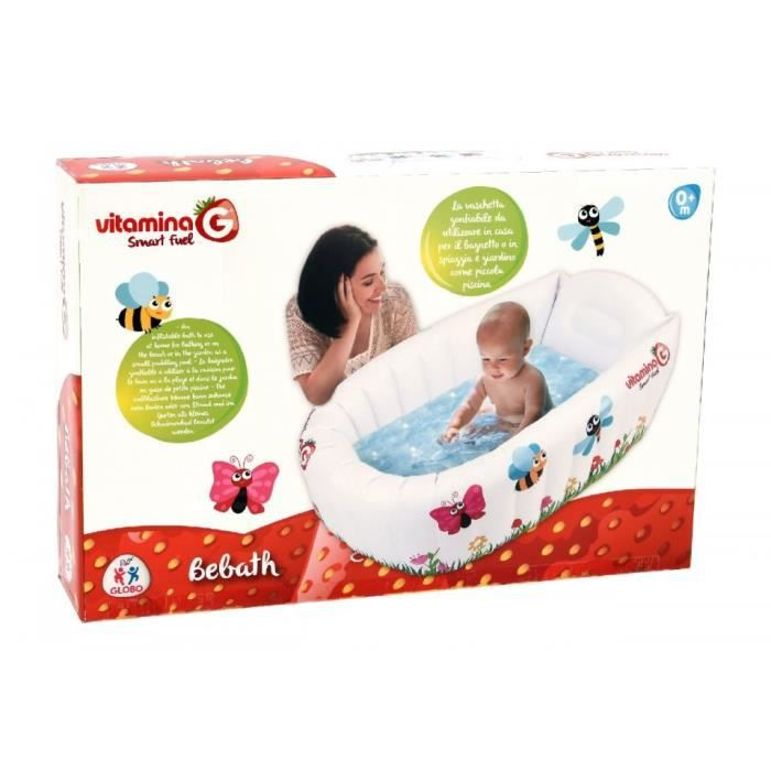 VITAMINE G 05248, piscine pour le bain, 91x61x29cm