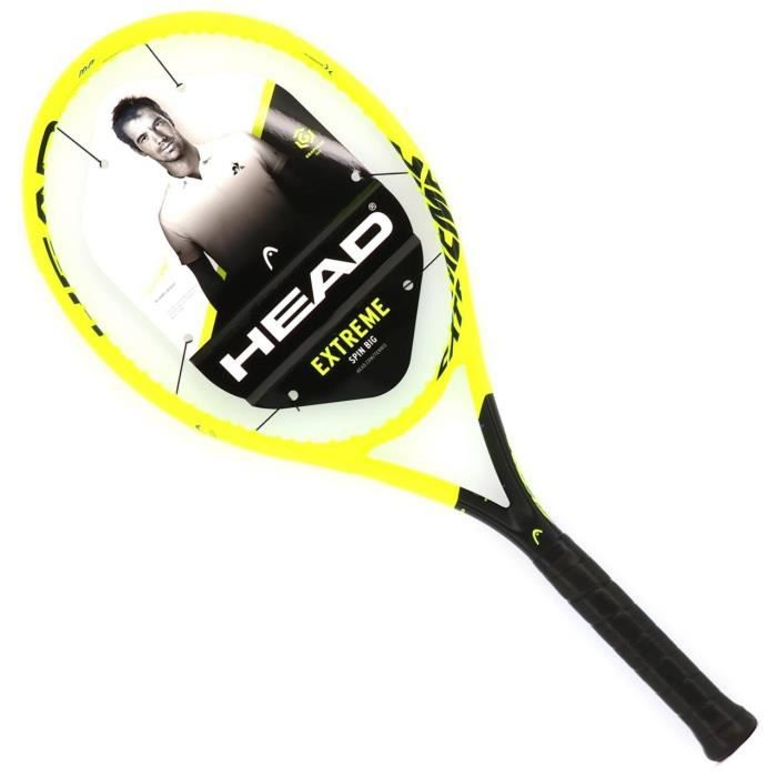 Raquette de tennis Graphene 360 extreme mp - Head SL2 Jaune