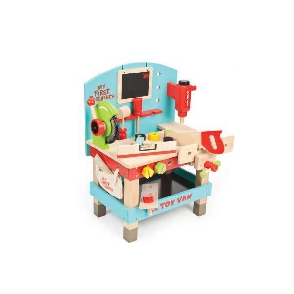 Le toy van - TV448 - Mon Premier Atelier