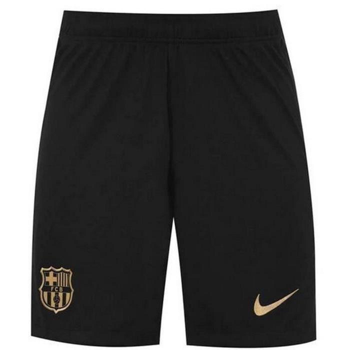 Short Officiel Homme FC Barcelone Extérieur Saison 2020-2021