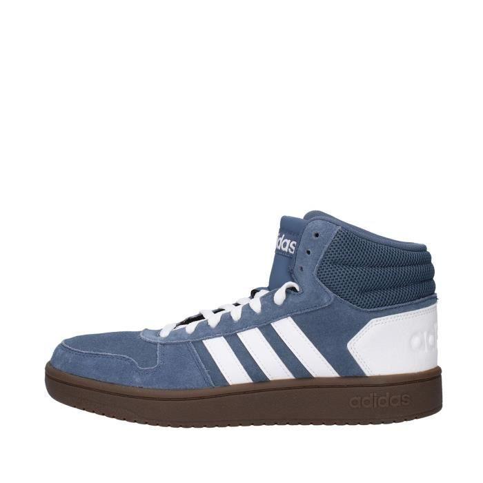 Adidas EE7368 chaussures de tennis faible homme BLEU