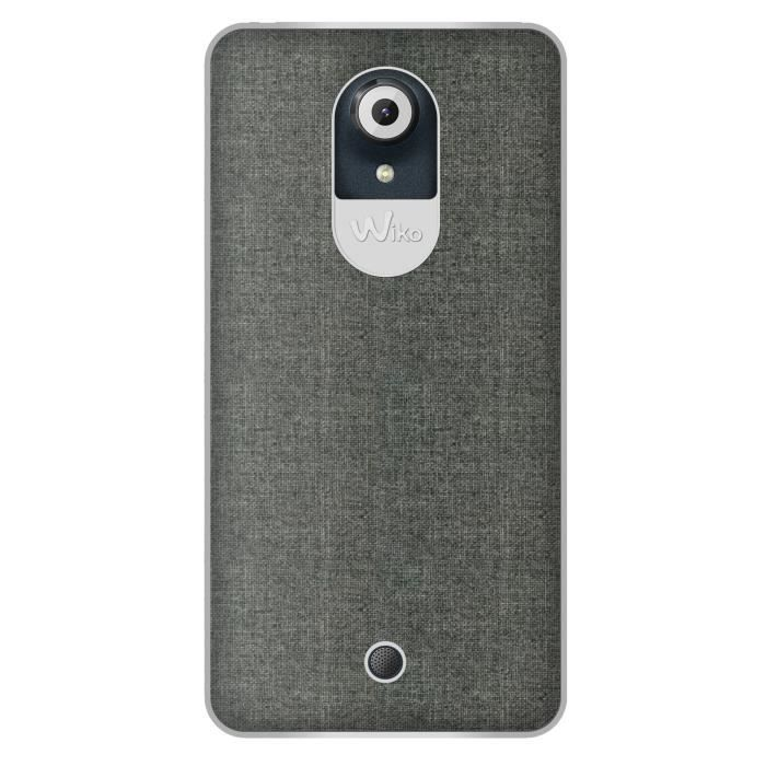 Wiko Case WiBOARD U'FEEL FABRIC