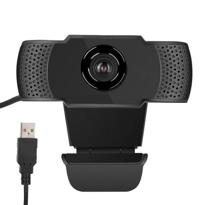 Toute trempée en webcam