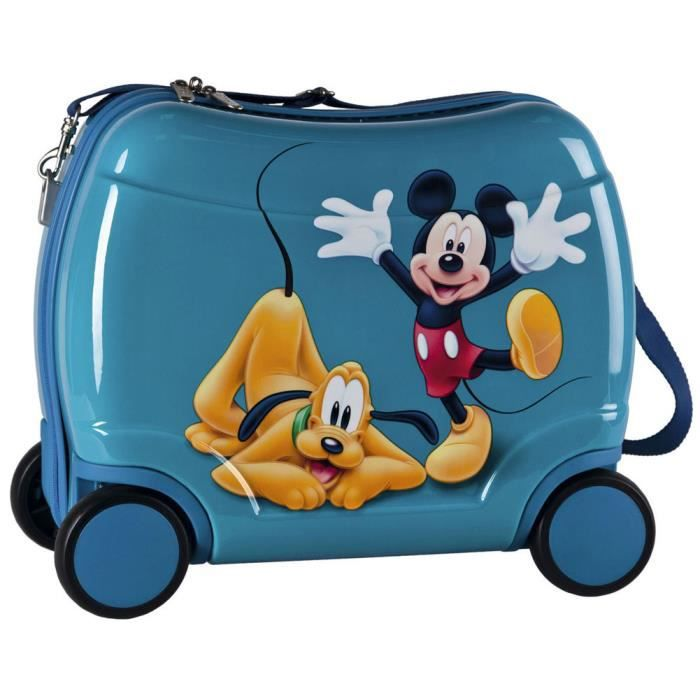 petite valise roulettes mickey et pluto achat vente. Black Bedroom Furniture Sets. Home Design Ideas