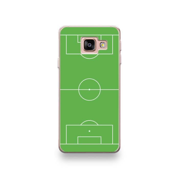 Coque Wiko Tommy 2 Silicone motif Terrain Foot