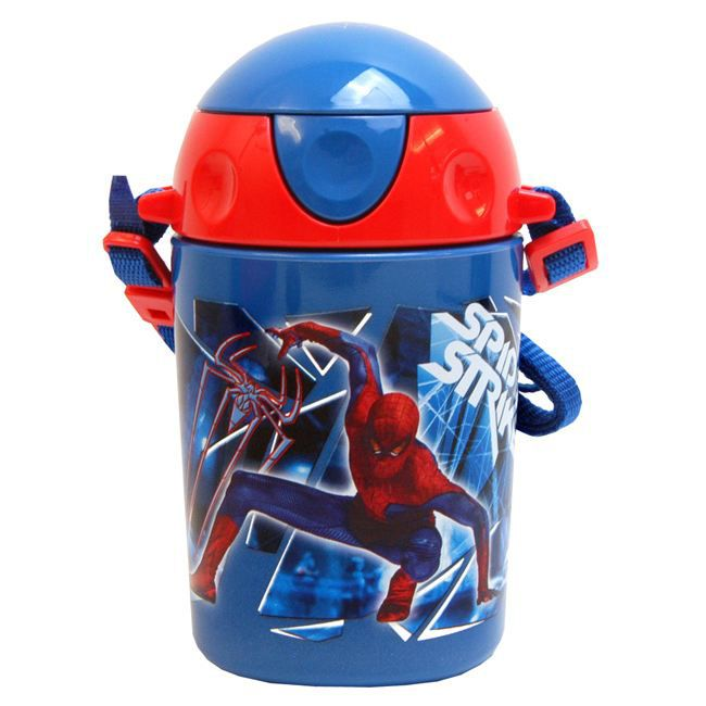 spiderman gourde 400ml achat vente gourde spiderman. Black Bedroom Furniture Sets. Home Design Ideas