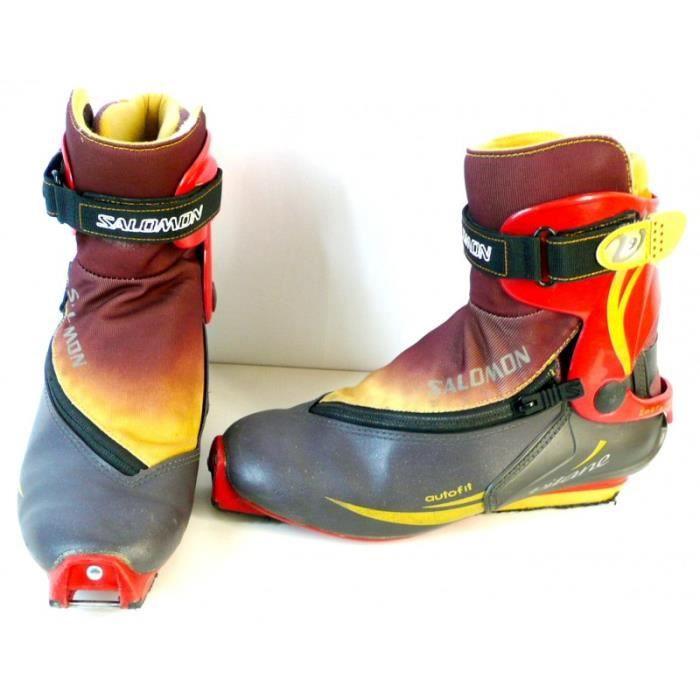 Chaussure de ski de fond Skating occasion Salomon 8.61 SC