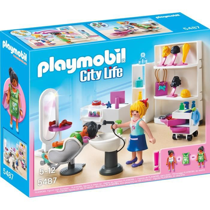 playmobil 5487 salon de beaut achat vente univers