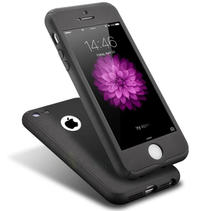 iphone 5 coque 360