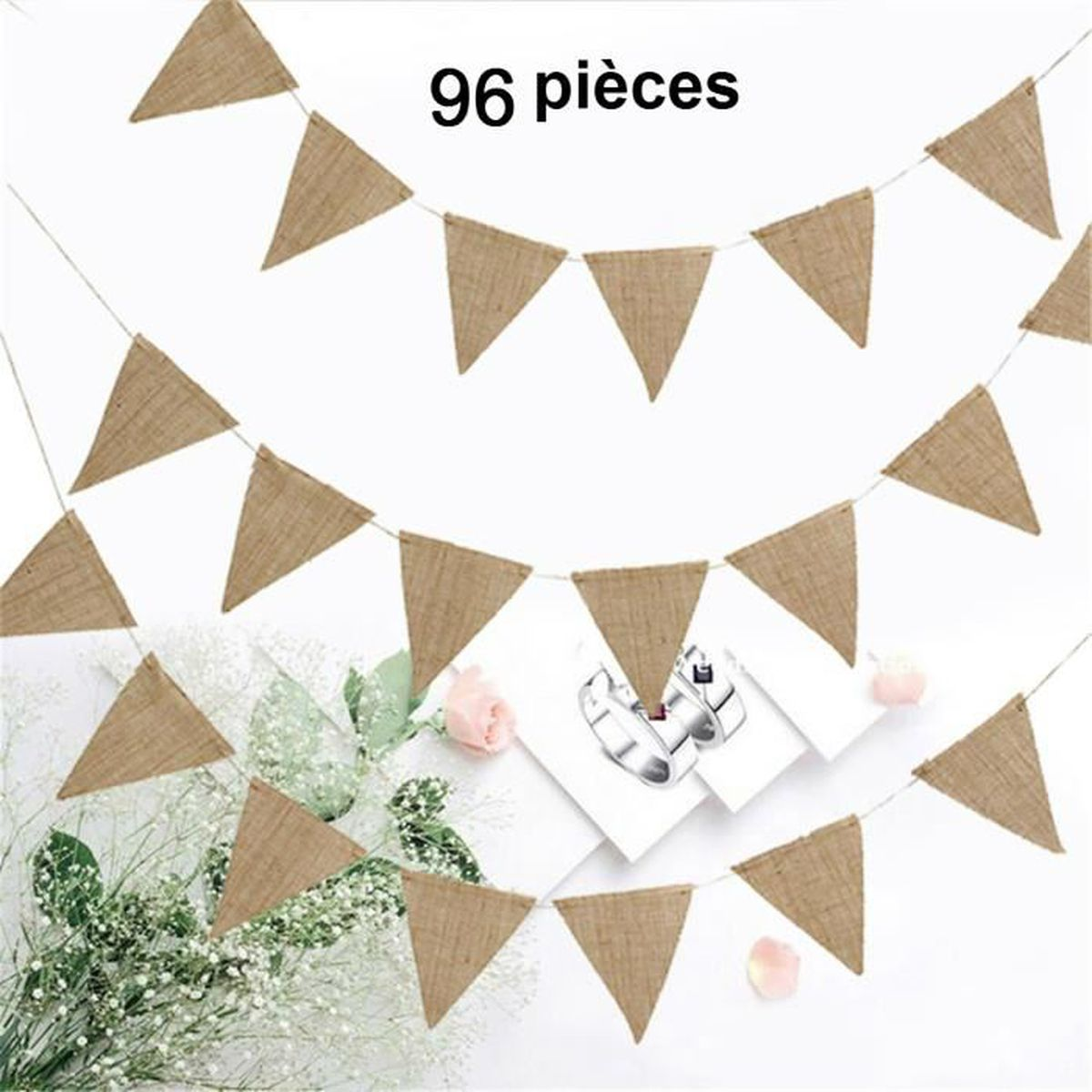 6 x 14 g Packs or rose Mr /& Mrs Table Confettis Mariage Partie Décoration