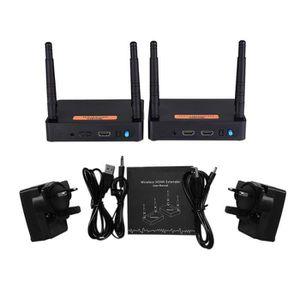 Récepteur audio Measy FHD676 Transmetteur HDMI sans fil Émetteur R