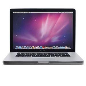 ORDINATEUR PORTABLE Apple MacBook Pro 2 Duo P8700 2.53GHz 4Go 320Go DV