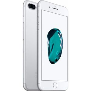 SMARTPHONE iPhone 7 Plus 256 Go Argent Reconditionné - Etat C