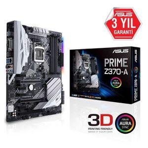 CARTE MÈRE Asus PRIME Z370-A Carte Mère Intel Socket 1151