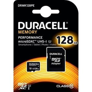 CARTE MÉMOIRE Duracell Carte Mémoire SDHC / Carte micro SD Class