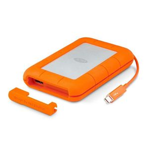 DD EXTERNE RECONDITIONNÉ LACIE Rugged Thunderbolt - 1To - 2.5'' - USB 3.0 T