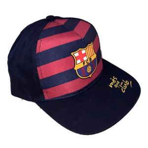 Collection officielle Supporter BARCA BARCELONA Football Liga Espagne Fc Barcelone Casquette