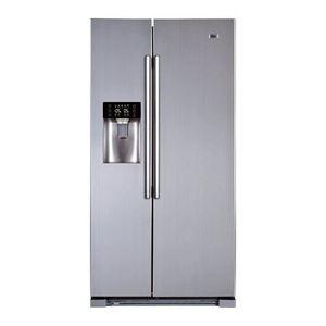 RÉFRIGÉRATEUR AMÉRICAIN HAIER HRF-550IG6 - Réfrigérateur américain - 550L