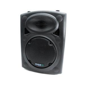 ENCEINTES Enceinte amplifiée 200W MP3 IBIZA SOUND SLK8A-BT