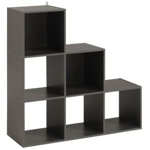 etagere separation de pieces achat vente etagere separation de pieces pas cher soldes. Black Bedroom Furniture Sets. Home Design Ideas