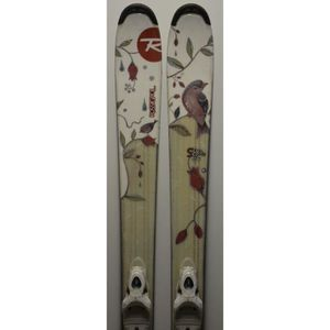 SKI Skis parabolique Femme ROSSIGNOL S80 W